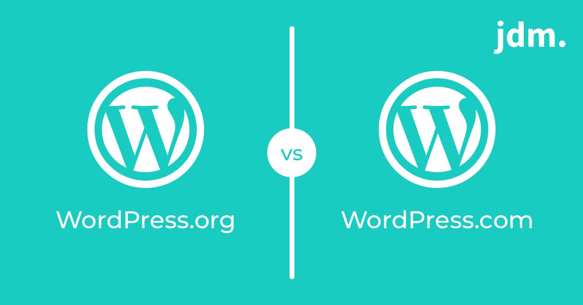 Czym się różni WordPress.com od WordPress.org?
