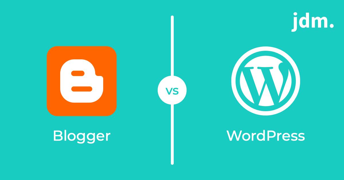 Blogger czy WordPress – praktyczne różnice