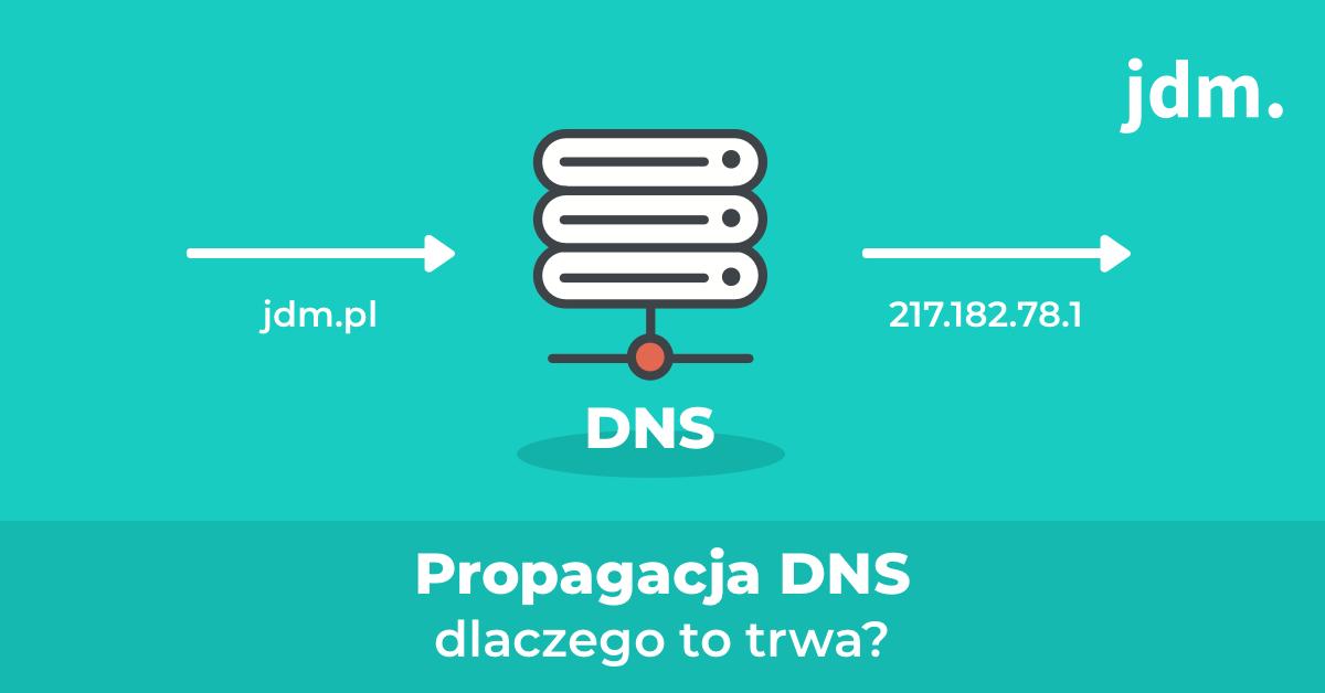 Propagacja DNS – dlaczego to trwa?