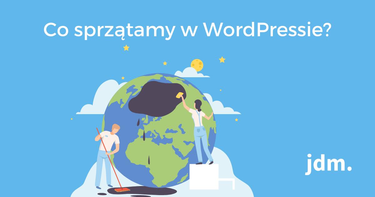 Co sprzątamy w WordPressie?