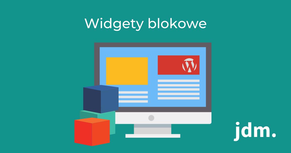 Widgety blokowe